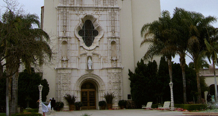 48 The Immaculata (University of San Diego)