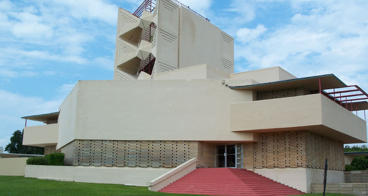 50 Annie Pfeiffer Chapel (Florida Southern College)