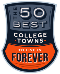 Best College Towns