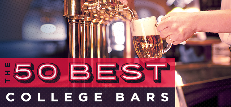 The 50 Best College Bars - College Ranker